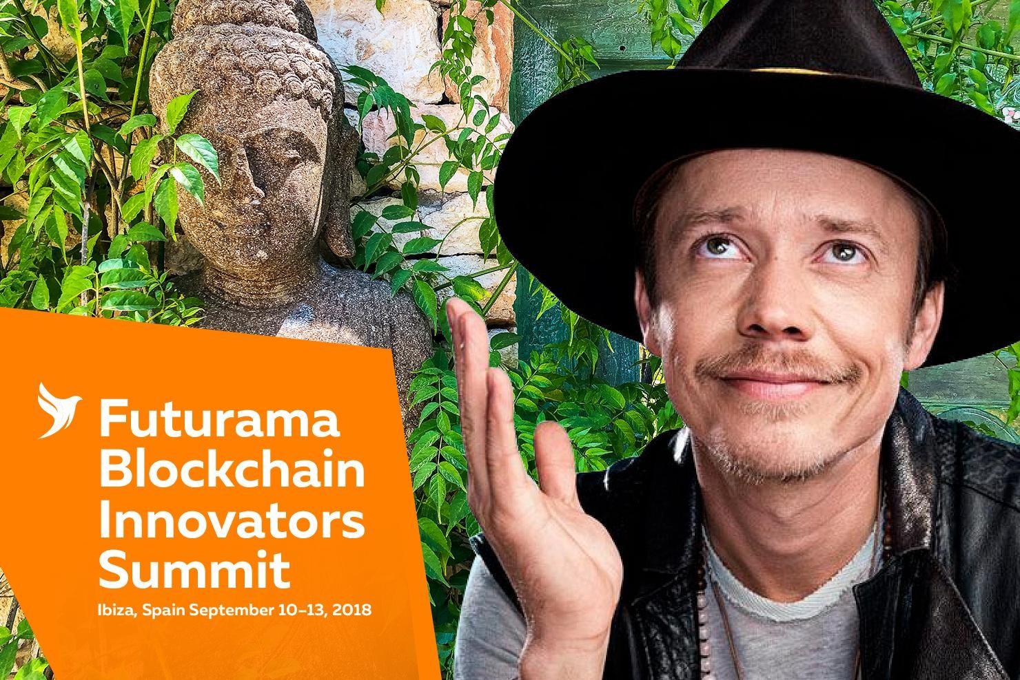 Futurama Blockchain Innovators Summit | InsideCrypto Today