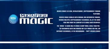 McAfee Magic   Inside Crypto Today